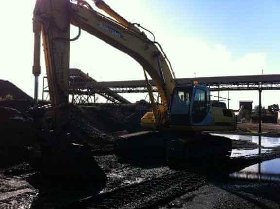 mining equipment rentals
