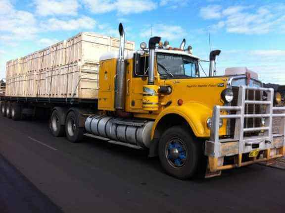 Flat bed trucks for hire