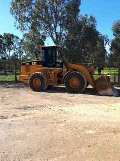 front loaders for hire